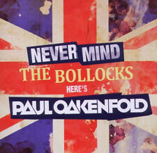 PAUL OAKENFOLD = never mind the bollocks =2CD= TRANCE GOA PSY TRANCE BREAKS !!