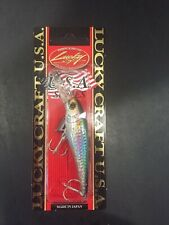 Lucky Craft Bevy Shad 75SP MS American Shad