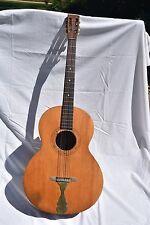 RARE vintage guitar 1891 Charles F Geiger Imperial Guitar Company John Church