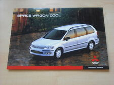 52539) Mitsubishi Space Wagon Cool Prospekt 05/2002