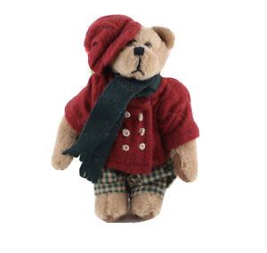 "Boyds Jody Battaglia Designs TINY T. JODI TEDDY BEAR 5"" Plush STUFFED Toy NEW"