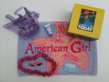 American Girl 2002 Beach Accessories - New and Complete in Box