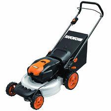 "Worx (19"") 36-Volt Cordless Electric Lawn Mower"