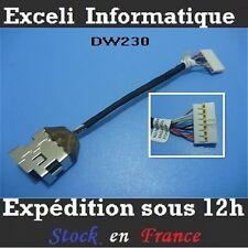HP Pavillon G6 serie P / N: 6017B0295401 JACK DC PRESA DI ALIMENTAZIONE CAVO
