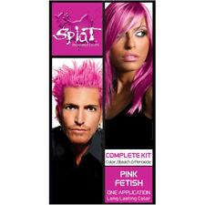 Splat Rebellious Colors Semi-Permanent Hair Dye, Pink Fetish