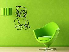 Wall Stickers Vinyl Decal Naruto Boy Nursery Cartoon for Kids Room Baby (ig1104)