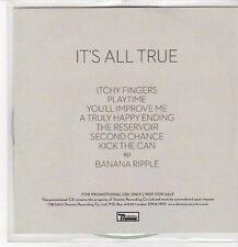 (CZ721) Junior Boys, Its All True - 2011 DJ CD
