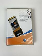At&T Sierra Wireless Aircard 881 Laptop Connect Card Sim Card Pcmcia