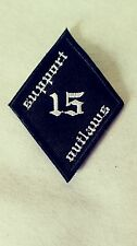 Outlaws Motorcycle Club Support Patch. HARLEY DAVIDSON Outlaws MC 1%er Vertical