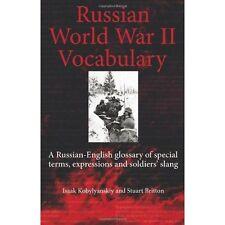 Russische Fachwörterbücher