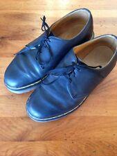 Doc Marten's Black leather Originals Size 5 DM's 3-Hole J132 NICE! Dr. Docs