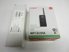 NUOVO Canon Trasmettitore wireless di file wft-e1/e1a EXTENDED RANGE Antenna era-e1