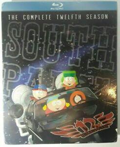 New South Park Complete Twelfth Season Blu Ray