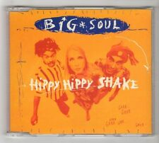 (HC109) Big Soul, Hippy Hippy Shake - 1996 CD