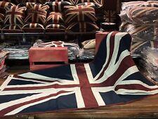 More details for union jack large textile flag (152cm x 76cm vw)