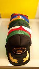 11 baseball caps Shell Yukon Miller Calgary 88 Mcd Cubs gd cond vintage 11 hats