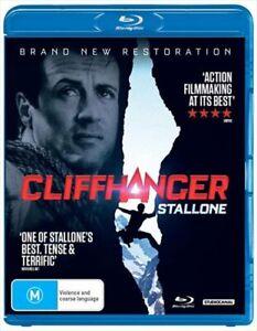 Cliffhanger Blu-ray