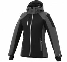 Elevate Sport Ozark Insulated Womens Jacket BNWT RRP$299 Black/Grey Size LG (US)