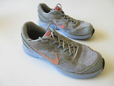 Women's NIKE 'Dual Fusion Run 3' Sz 9.5 US Runners Grey GCon | 3+ Extra 10% Off