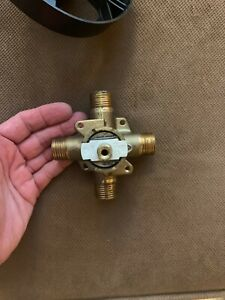 Moen Shower Tub Faucet Rough In 1016P Cartridge 158101 Valve posi-temp NEW
