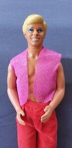 Vintage ken doll 1988