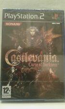 Castlevania Curse of Darkness PS2 edizione italiana prima stampa New&Sealed