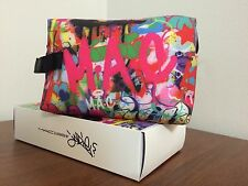 MAC Cosmetics  ILLUSTRATED BAG 1  BY INDIE 184 GRAFFITI   SOLD OUT!!!!