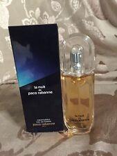 La Nuit  de Paco Rabanne for WOMEN 1.0 oz / 30 ml EDT Spray