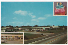 Somers Point, New Jersey, Early Views of The Neptune Motel