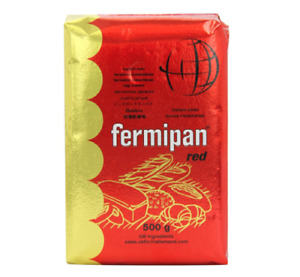 Fermipan Red 500g Instant Dried Yeast - Bakers Bread Making