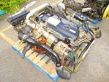 2006 ISUZU NPR 4HK1 DIESEL TURBO MOTOR NQR 4HK1 5.2L ISUZU/GMC W5500 MT GEARBOX