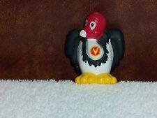 Fisher Price Little People A to Z Learning Zoo Alphabet Letter {V} Vulture