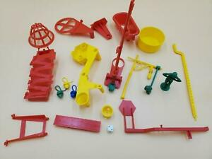 1975 Mouse Trap Replacement Parts - Includes Many Parts - Unbroken!