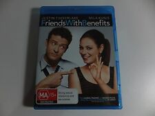 Friends With Benefits - Blu-ray - 2011 - edc
