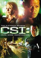 CSI CRIME SCENE INVESTIGATION Complete Eleventh SEASON 11 Series DVD Set Eleven