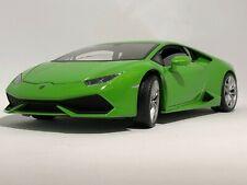 1:18 LAMBORGHINI HURACAN COUPE  model diecast toy car die-cast grn