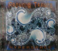 CD HYPERSPACE Pronoi@ Trance JAVELIN 1996 GOA France SEALED OOP