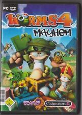 Worms 4 IV MAYHEM Team 17 GIOCO PC
