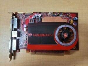 Dell ATI Radeon HD 4670 PCIe x16 Graphics Video Card 512MB dual DVI, TV-OUT