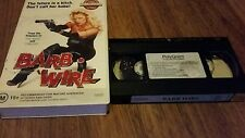 BARB WIRE  - PAMELA ANDERSON LEE -  VHS VIDEO