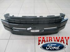 17 thru 19 Super Duty F-250 -F350 F-450 F550 OEM Ford Black Painted SPORT Grille