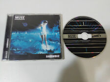 MUSE SHOWBIZ CD EU EDITION 1999