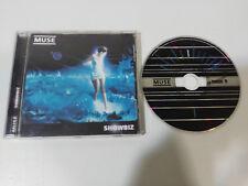 MUSE CD DE SHOWBIZ EU EDITION 1999