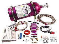 Zex 82021 55-75 HP Wet Nitrous Oxide Kit for Universal 4 & 6 Cylinder Vehicles