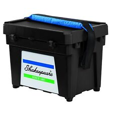 Shakespeare 'Fully Loaded' Seatbox Black (includes accessories)