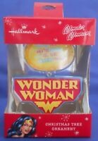 Hallmark Wonder Woman DC Comics 2015 Christmas Tree Ornament 1HCM8662