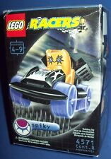 LEGO 4571 SPIKY RACERS NISB