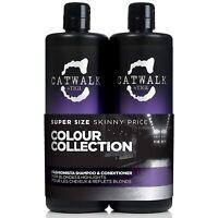 Tigi Catwalk Fashionista Violet Shampoo + Conditioner Tween Duo 25.36 fl oz
