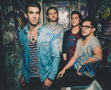 American Authors autograph-sign Best Day of My Life Music RARE COA LOOK!!