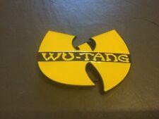 Wu Tang Clan musique nouvelle boucle de ceinture nouveau métal étain